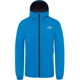 The North Face Quest Jacket Men bomber blue black heather